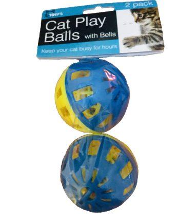 Bolas con chilindrín gato