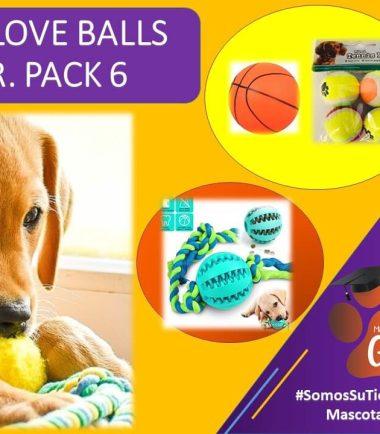 Kit Love Balls Junior