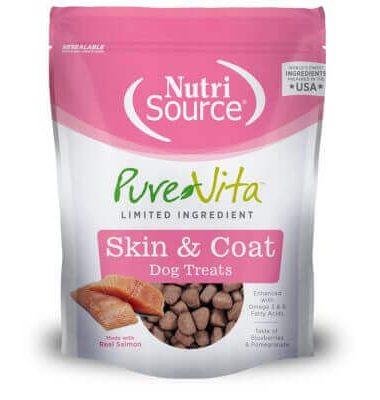 Galletas Pure Vita Skin & Coat Treats